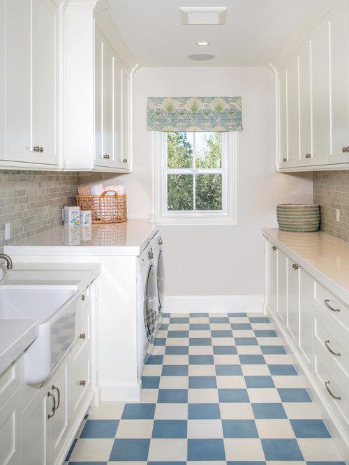 Checkerboard Floor Houzz