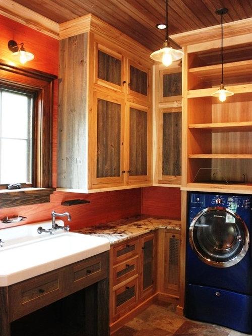 Hickory Ridge Mudroom & Laundry Room