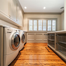 Traditional Laundry Room by Mobili Martini
