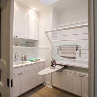Hoboken Brownstone - Laundry Room