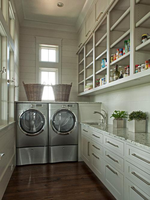 Laundry Room Pantry Houzz