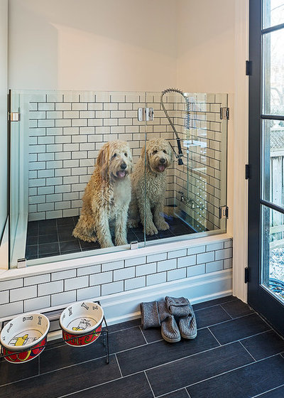 Traditional Laundry Room by Peter A. Sellar - Architectural Photographer
