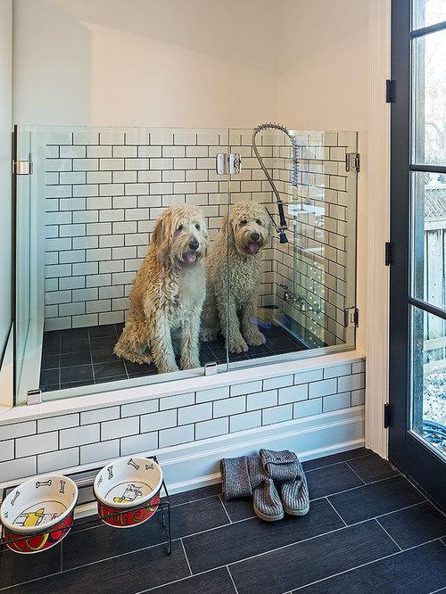 Dog Shower Design Ideas & Remodel Pictures | Houzz