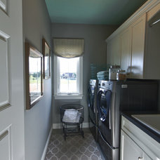 Laundry Room by Lady of the HOUSE interior design