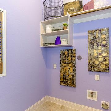 Houston, Texas | Summer Lakes - Premier Laurel laundry Room