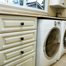 Traditional Laundry Room by Universal Developing