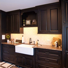 Traditional Laundry Room by JBL Design Group, LLC