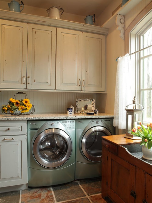 Granite Top Over Washer Dryer Home Design Ideas Pictures