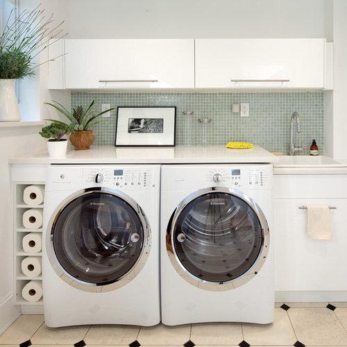 Laundry Room Backsplash laundry backsplash | houzz