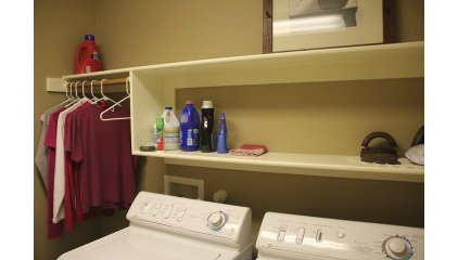 Traditional Laundry Room Kathy May