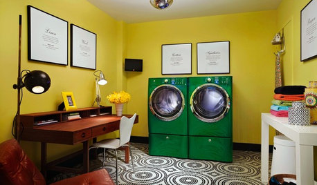 10 Retro Ideas Reworked for the Laundry