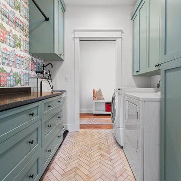 Kitchen, Bathroom, Living Room