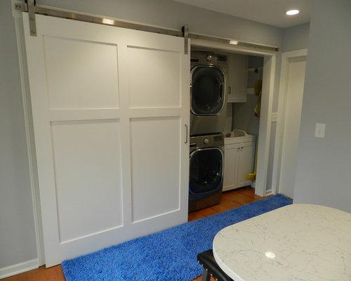 Hauswirtschaftsraum mit integriertem waschbecken und