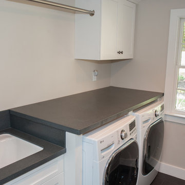 Kitchen, Mud Room & Laundry Remodel in Newtown Square