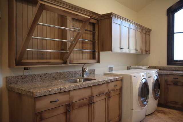 Laundry Room by Quadstar Design