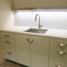 Modern Laundry Room by The Sky is the Limit Design