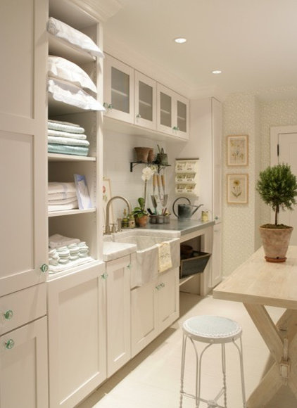 Laundry Room by Breanna Megan Studio