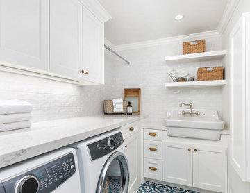 Knoll - Farmhouse Laundry Room