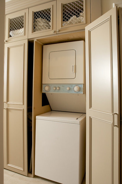 Traditional Laundry Room by Savvy Interiors