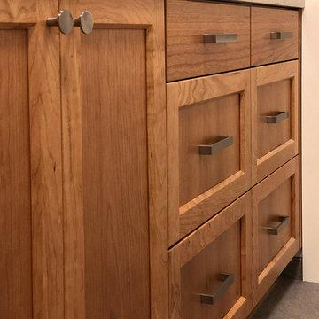 Lake Oswego Kitchen and Laundry Room Remodel