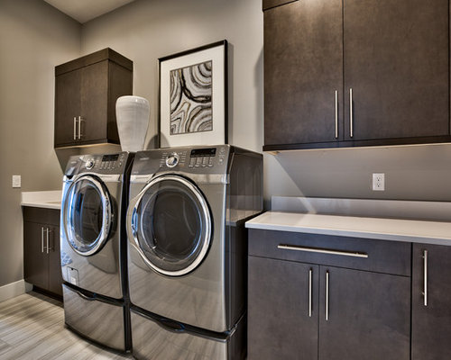 Laundry Room Design Ideas Remodels Amp Photos With Brown