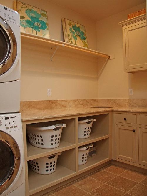 Laundry Basket Storage Home Design Ideas Pictures