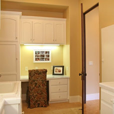 Laundry Room by Landmark Builders