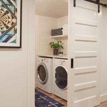Landmarked Victorian - Laundry Room