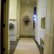 Traditional Laundry Room by The Belding Group, Inc