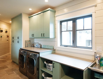 Langley Home Kitchen