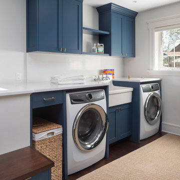 Larchmont Mud/ Laundry Room