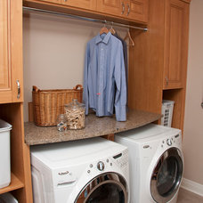 Traditional Laundry Room by Daniela Cottingham / Pro-Source Wholesale