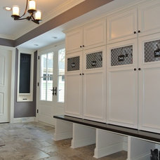 Contemporary Laundry Room by J&J Contractors I LLC