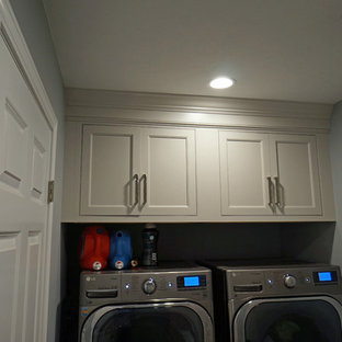 Laundry and Mudroom.