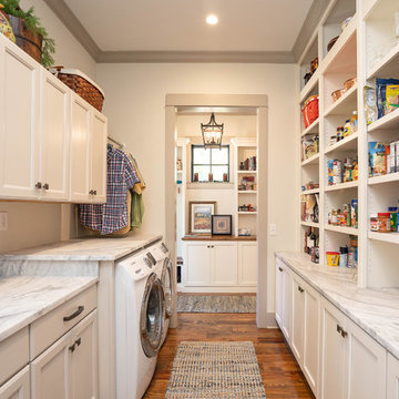 Laundry and Pantry Room