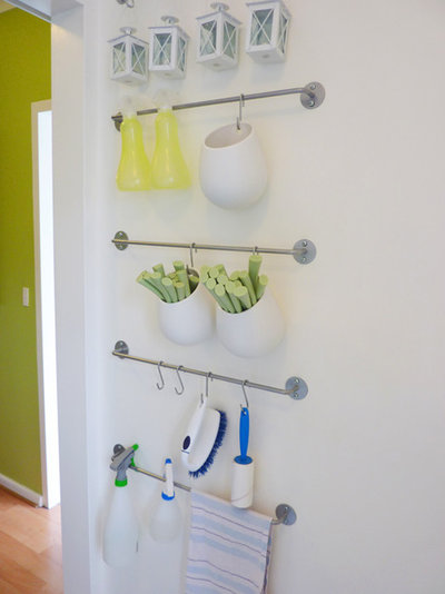 Contemporary Laundry Room by Atypical Type A