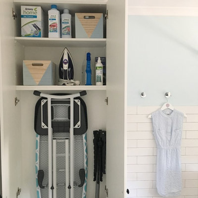 Utility Room by The Organising Bee
