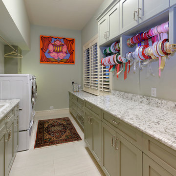 Laundry/Craft Room Remodel