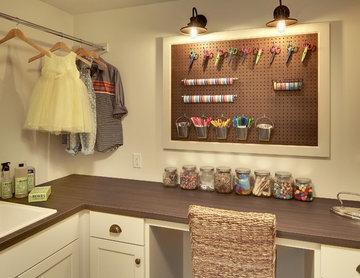 Laundry/Craftroom – Bayside Meadows – Fall 2014 Parade Model