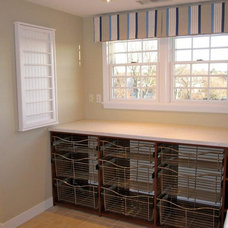 Traditional Laundry Room by Expert Closets - Nancy Langway