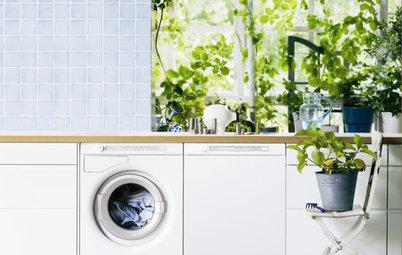 10 Dettagli di Stile che Trasformeranno la Vostra Lavanderia