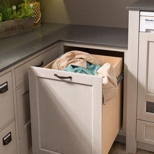 Hidden Laundry Hamper | Houzz