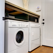Contemporary Laundry Room by Shaw Coates
