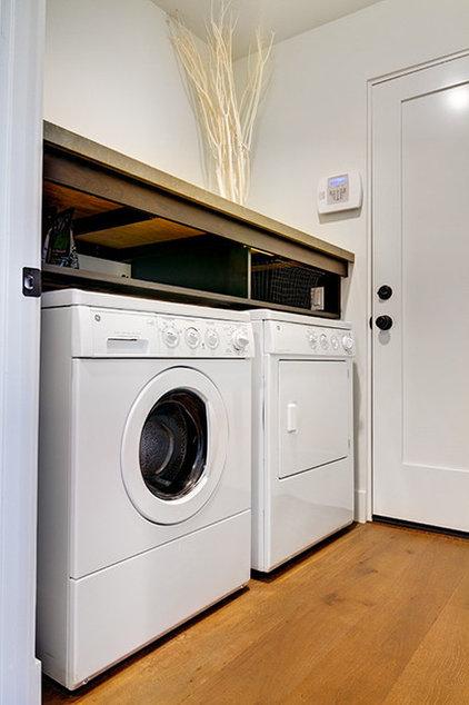 Contemporary Laundry Room by Shaw Coates