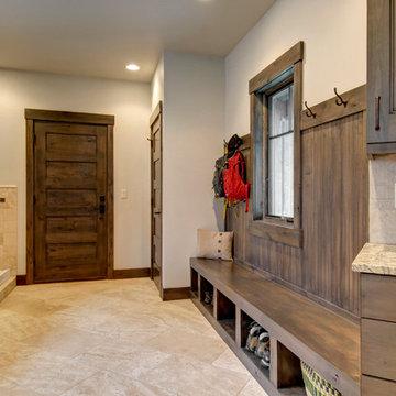 Laundry - Mud Room