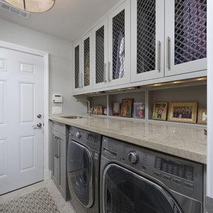 Laundry Mudroom Combination