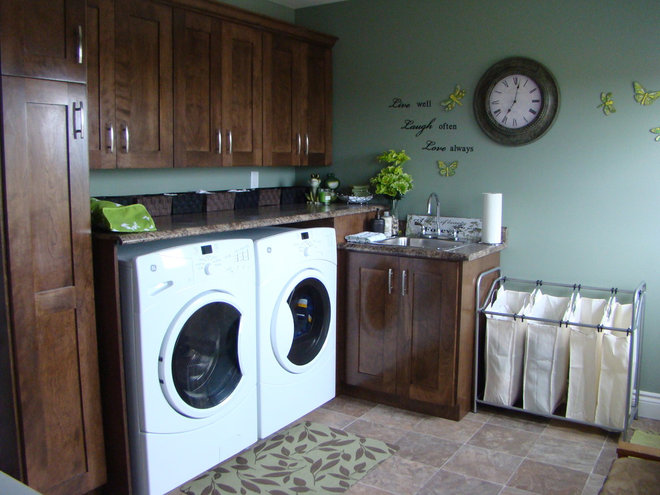 Laundry Room Laundry/Mudroom