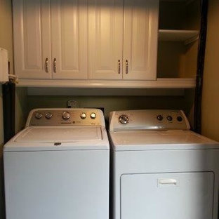 Laundry nook remodel