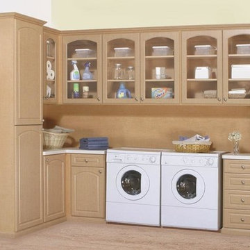 Laundry, Pantry & More