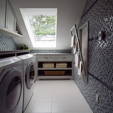 Contemporary Laundry Room by Strickland Mateljan
